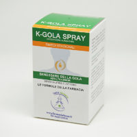 K-GOLA SPRAY ADULTI/JUNIOR soluzione 30 ml