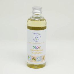 Olio protettivo e nutriente baby