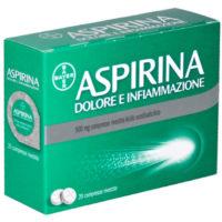 Aspirina Dolore Infiammazione